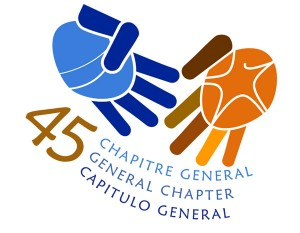 45th General Chapter logo