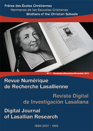 Digital Journal of Lasallian Research