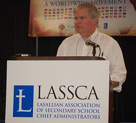 Charles Legendre, AFSC