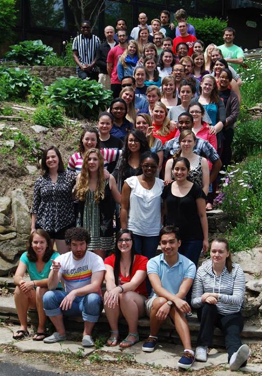 2013-2014 Lasallian Volunteers