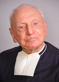 Brother Robert Eckenrode, FSC