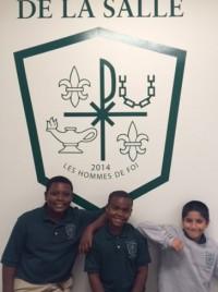 Picture from De La Salle High School website