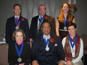 DLE Award Recipients