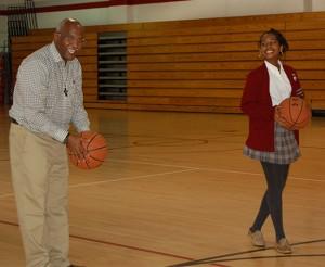 Basketball at St. John's