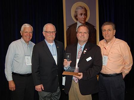 Brother Michael Collins, FSC Award