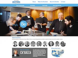 Brother Vocation Website