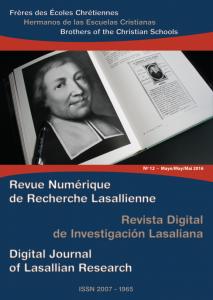 New Digital Journal of Lasallian Research