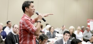 International Symposium on Lasallian Research. Courtesy Saint Mary's University of Minnesota.