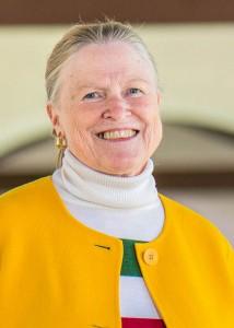 Carole Swain. Courtesy Saint Mary's College of California