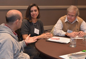 Casa discussions wrapped up Friday's conference activities.